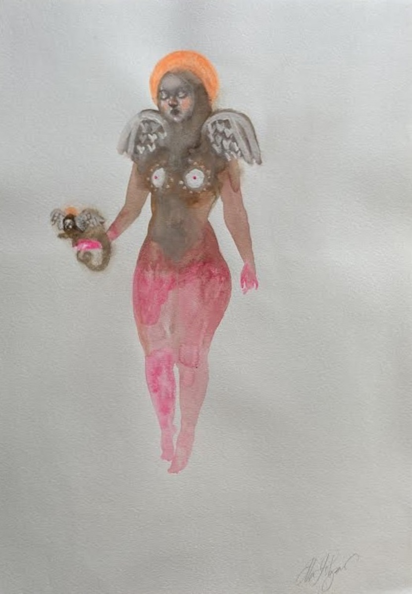 Angels Series 'Totem'