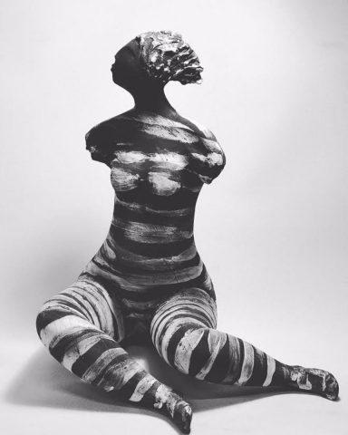 ZEBRA WOMAN